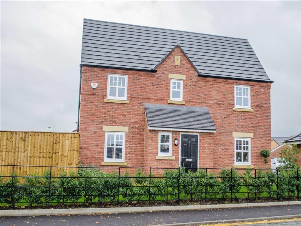 3 Bedrooms Semi Detached House for sale in Clos Homersley, Ewloe, Deeside, Deeside, Flintshire