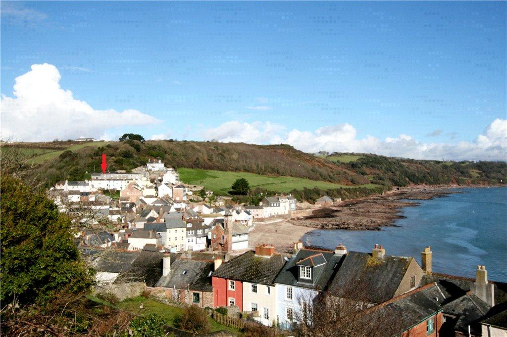 4 Bedrooms House for sale in Hillside House, Kingsand, Cornwall
