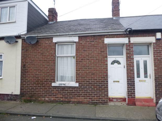 2 Bedrooms Terraced Bungalow for sale in HADRIAN STREET, MILLFIELD, SUNDERLAND SOUTH