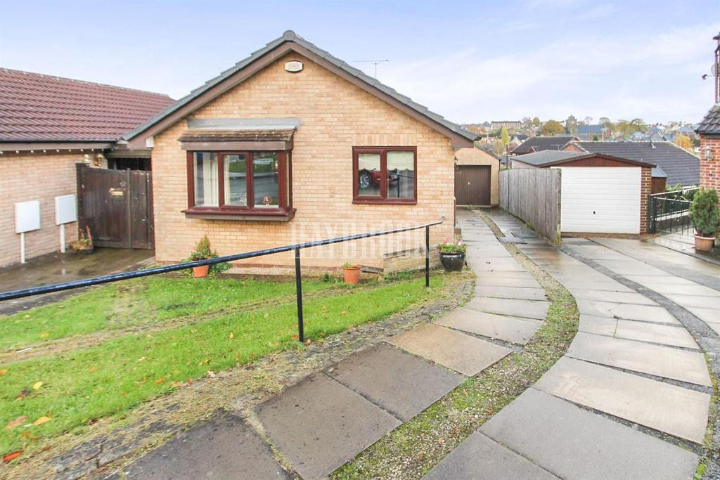 2 Bedrooms Bungalow for sale in Cragdale Grove, Mosborough