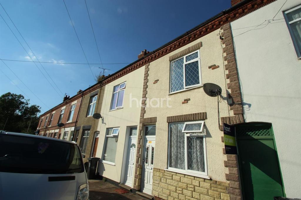 3 Bedrooms Terraced House for sale in Dartford Road, Aylestone, Leicester