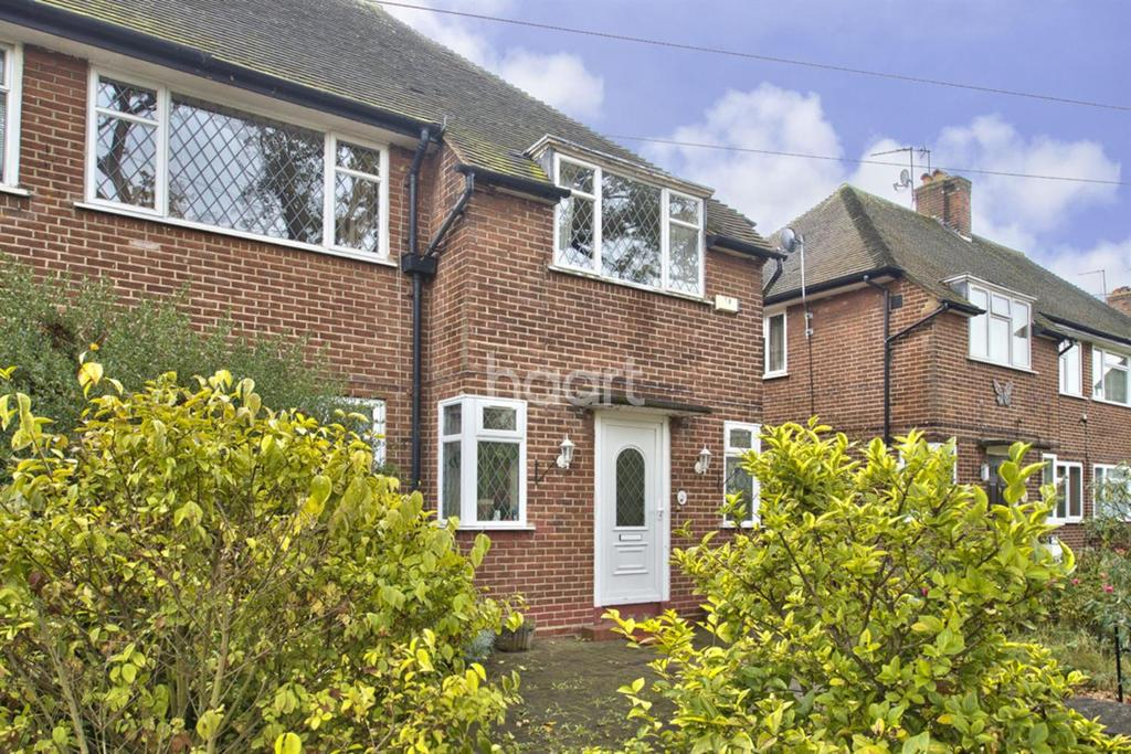 3 Bedrooms Semi Detached House for sale in Ruislip Road East, W7