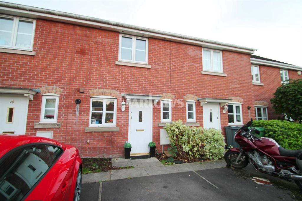 2 Bedrooms Terraced House for sale in Clos Chappell, St Mellons, Cardiff