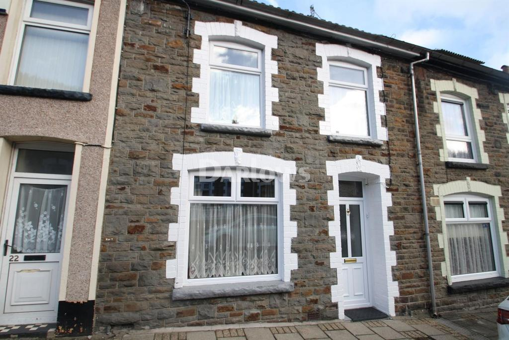 4 Bedrooms Terraced House for sale in Miles Street, Maerdy