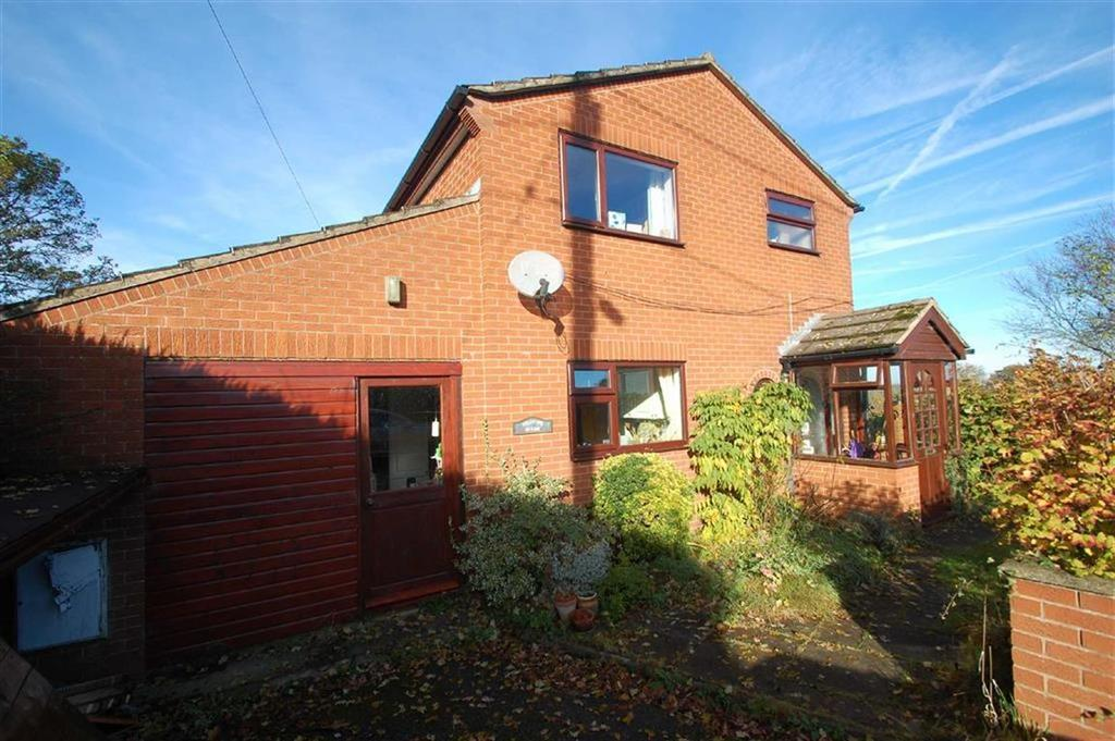 3 Bedrooms Detached House for sale in The Bank, Pontesbury Hill, Shrewsbury