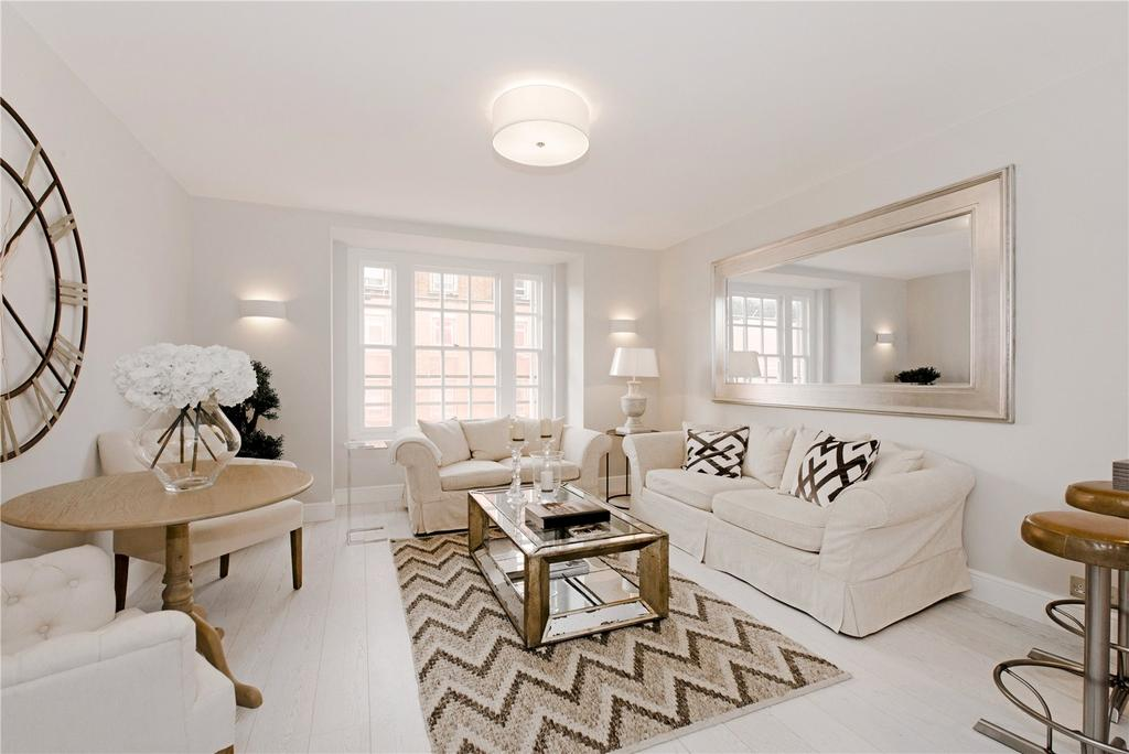 2 Bedrooms Flat for sale in Clarewood Court, Seymour Place, London