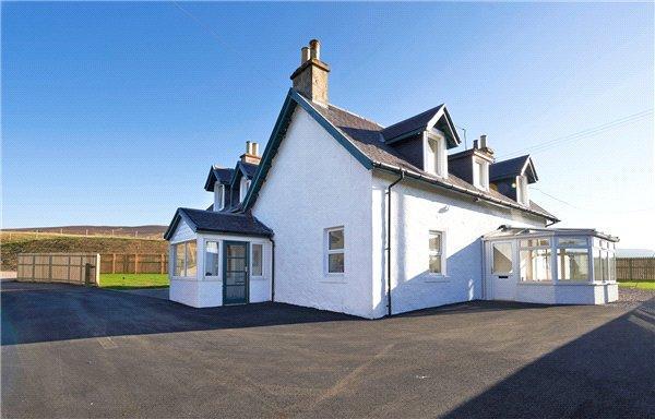 5 Bedrooms Detached House for sale in Lairgandour Farmhouse, Daviot, Inverness, IV2