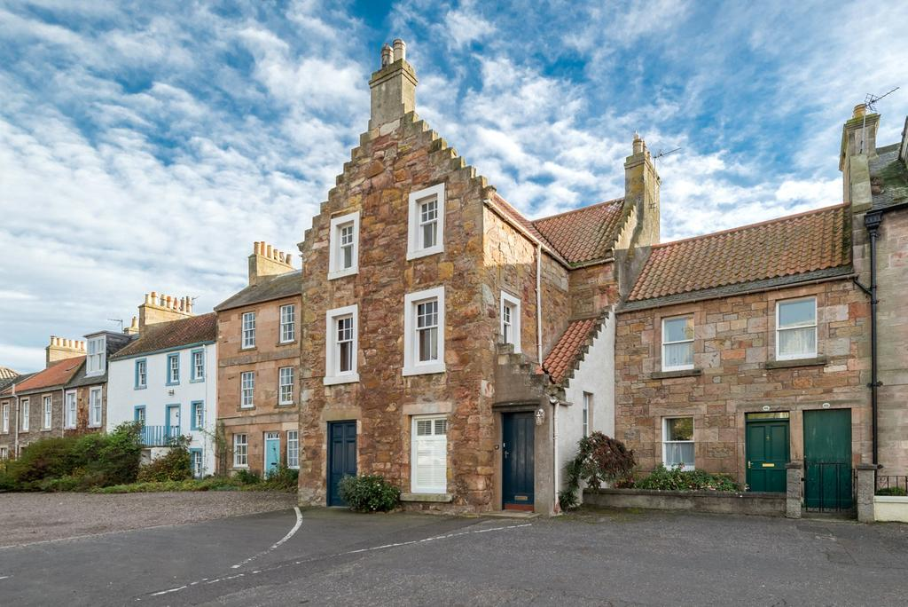 4 Bedrooms Terraced House for sale in 42/44 Marketgate South, Crail, Anstruther, Fife, KY10