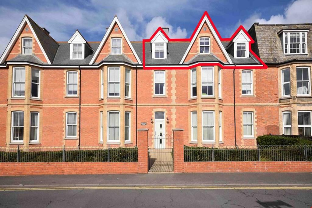 2 Bedrooms Apartment Flat for sale in Bude, North Cornwall, EX23