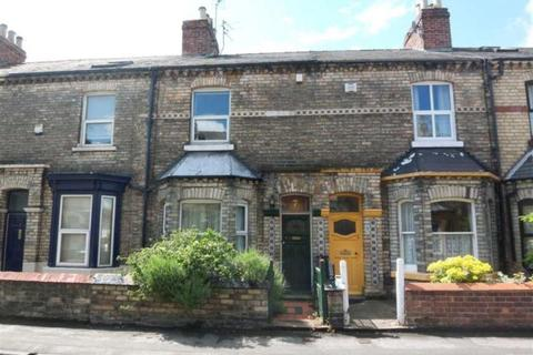 3 bedroom terraced house to rent - NEVILLE TERRACE, THE GROVES, YORK CITY CENTRE, YO31 8NF