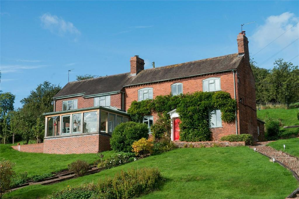 4 Bedrooms Country House Character Property for sale in Crocketts Farm, Netherton Lane, Abberley, Worcester