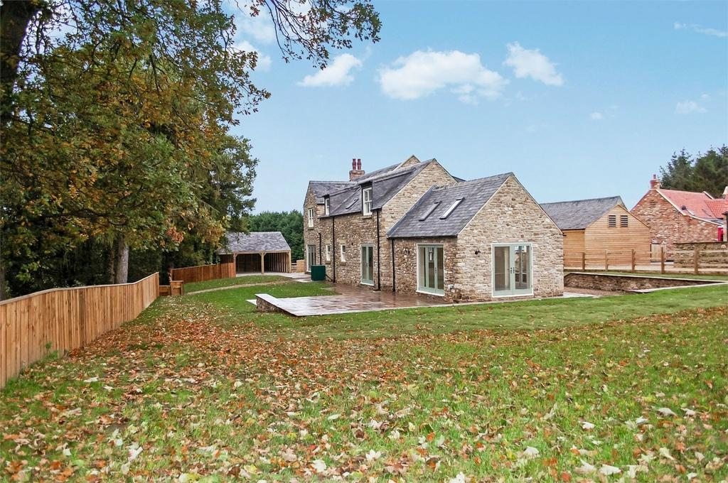4 Bedrooms Detached House for sale in Lodge Farm, Bearpark, County Durham
