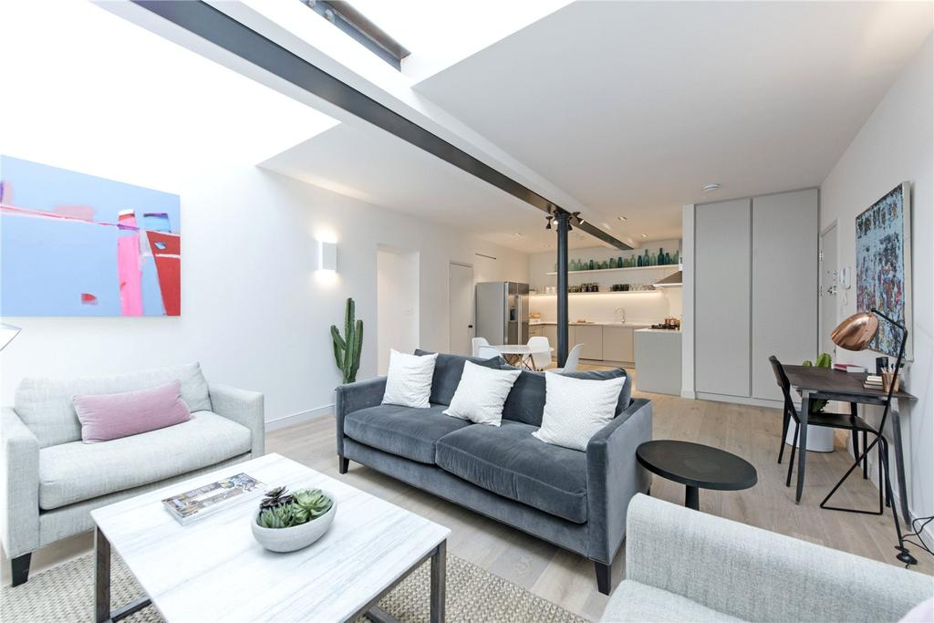 2 Bedrooms Mews House for sale in Apartment 6, Bakery Place, Battersea, London, SW11