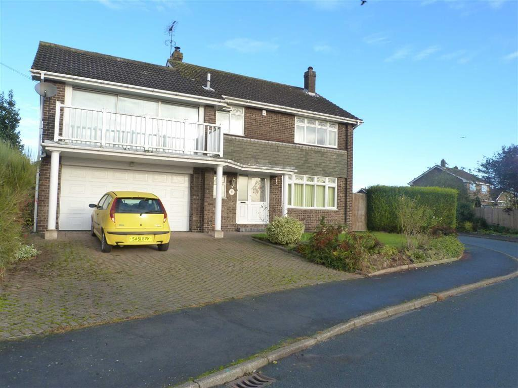 4 Bedrooms Detached House for sale in Potterdale Drive, Little Weighton