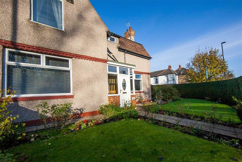3 Bedrooms Semi Detached House for sale in Shields Road, Walkerville, Newcastle Upon Tyne, NE6