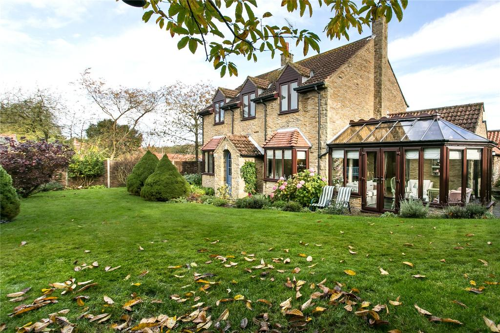 4 Bedrooms Detached House for sale in South Back Lane (East), Terrington, York, YO60