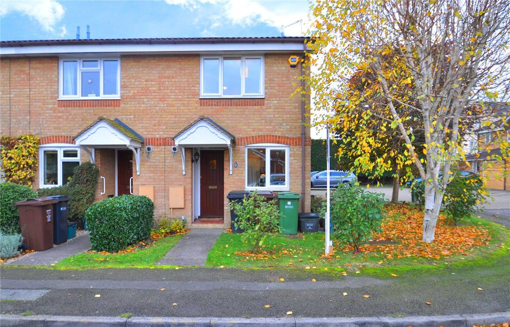 2 Bedrooms End Of Terrace House for sale in Archers Fields, Sandridge Road, St. Albans, Hertfordshire