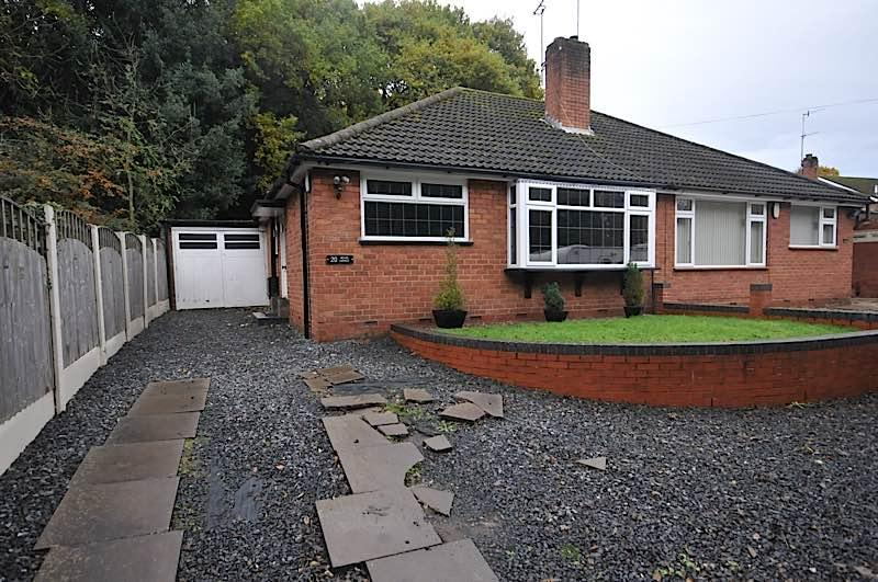 2 Bedrooms Semi Detached Bungalow for sale in QUARRY BANK - Mears Coppice