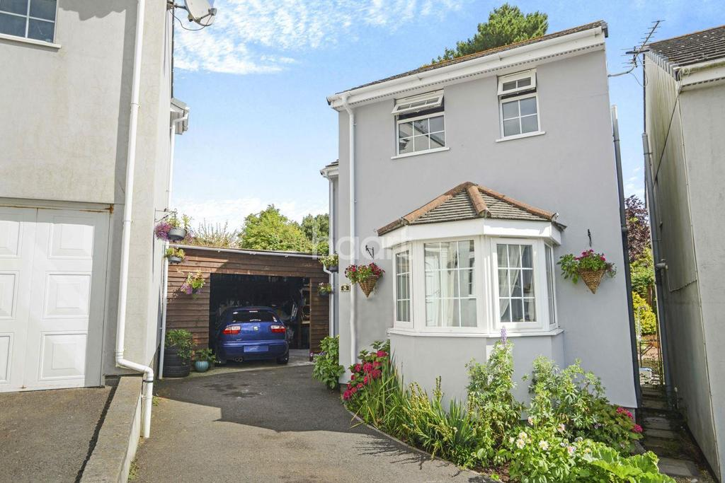 4 Bedrooms Detached House for sale in Ferndale Mews, Torquay