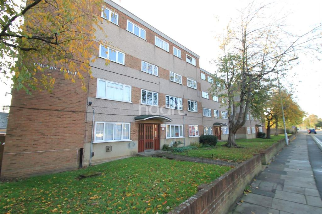 2 Bedrooms Flat for sale in Cherry Court, Longwood Gardens, Clayhall