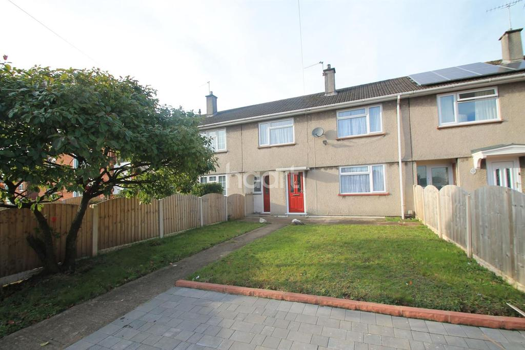 3 Bedrooms Terraced House for sale in Nelson Drive, Ringland, Newport
