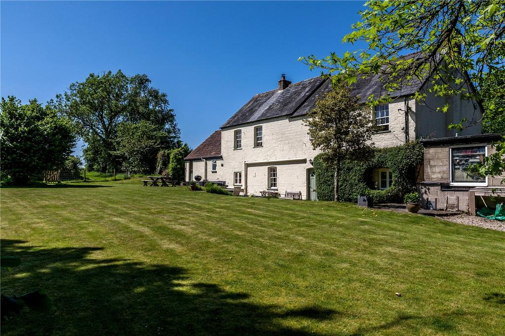 4 Bedrooms Detached House for sale in Chirton, Wiltshire, SN10