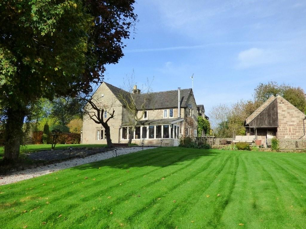 4 Bedrooms Detached House for sale in Green Hill, Wootton, Ashbourne
