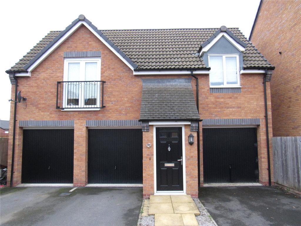 2 Bedrooms Apartment Flat for sale in Mill Lane, Sutton In Ashfield, Nottinghamshire, NG17