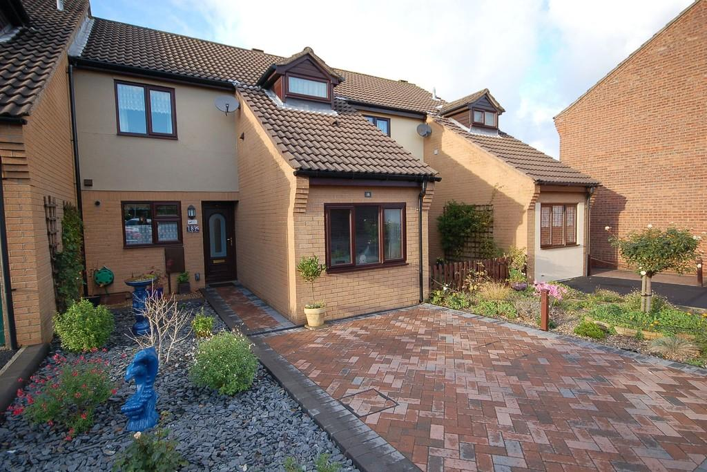 3 Bedrooms Terraced House for sale in Craske Close, Sheringham