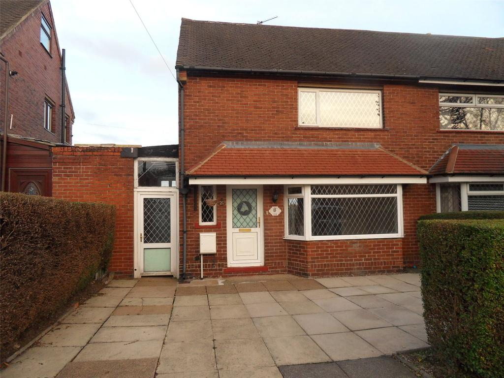 2 Bedrooms Semi Detached House for sale in Doubting Road, Dewsbury, West Yorkshire, WF12