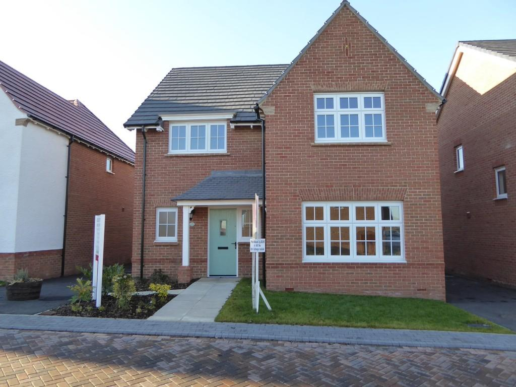 4 Bedrooms Detached House for sale in Nostell Fields, Priory Ridge