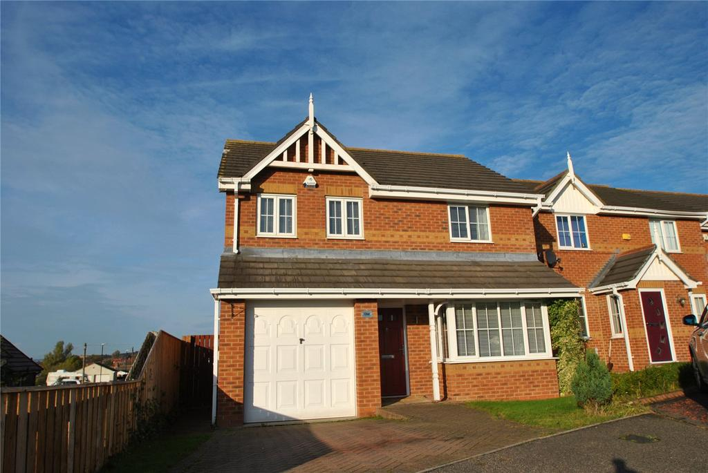 4 Bedrooms Detached House for sale in Elmfield, Hetton le Hole, Houghton le Spring, DH5