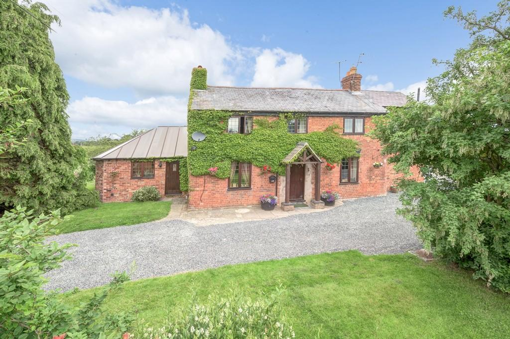 4 Bedrooms Cottage House for sale in Halfway House, Shrewsbury