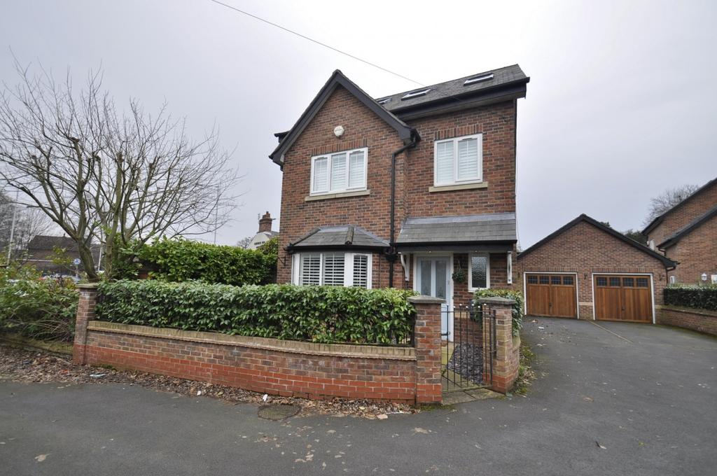 4 Bedrooms Detached House for sale in Ravenoak Road, Cheadle Hulme