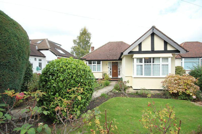 2 Bedrooms Detached Bungalow for sale in Oak Way, Shirley