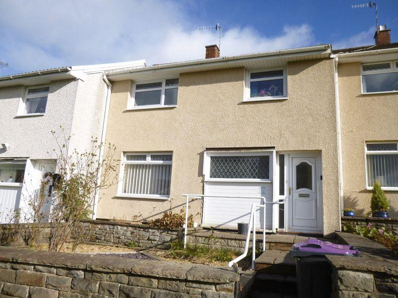 3 Bedrooms Terraced House for sale in Cardigan Crescent, Cwmbran