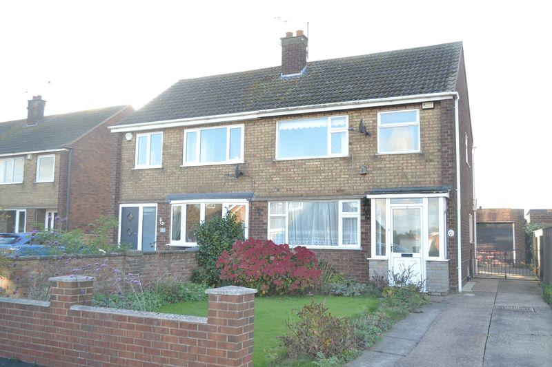 3 Bedrooms Semi Detached House for sale in Helen Crescent, Immingham