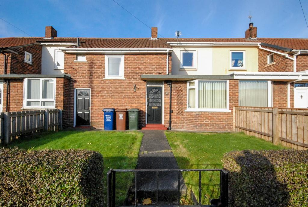 2 Bedrooms Terraced House for sale in Whitgrave Road, Kenton