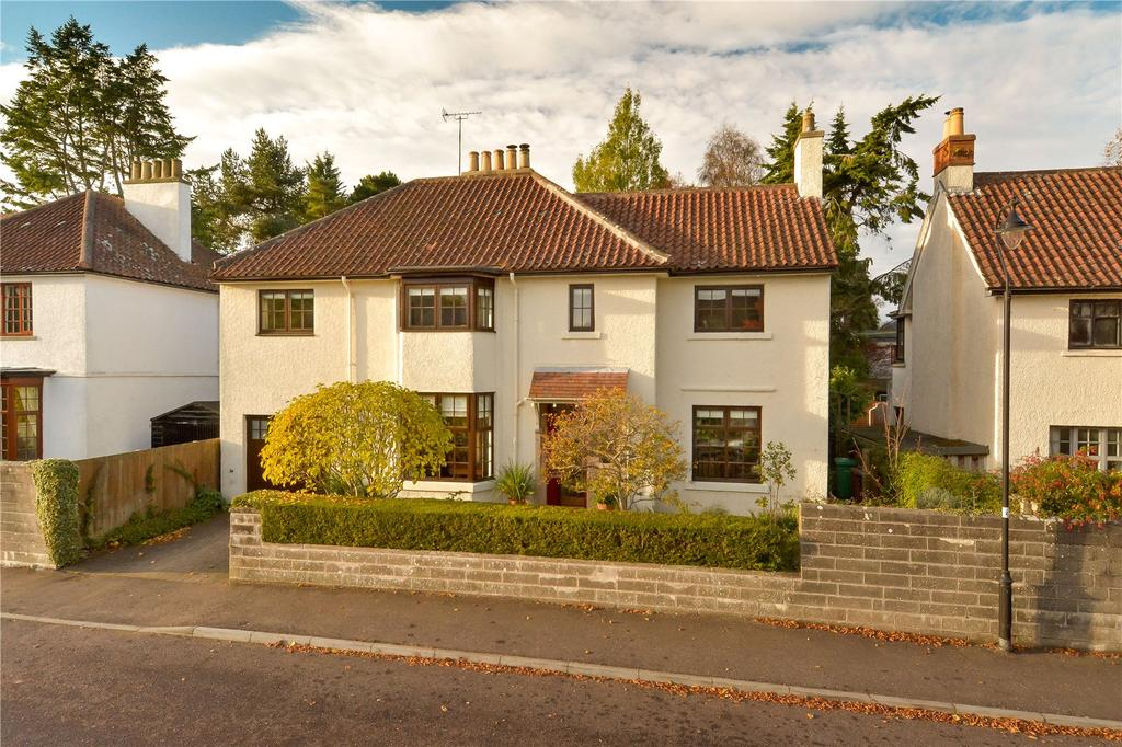 4 Bedrooms Detached House for sale in Lisheen, 6 Middleshade Road, St. Andrews, Fife, KY16