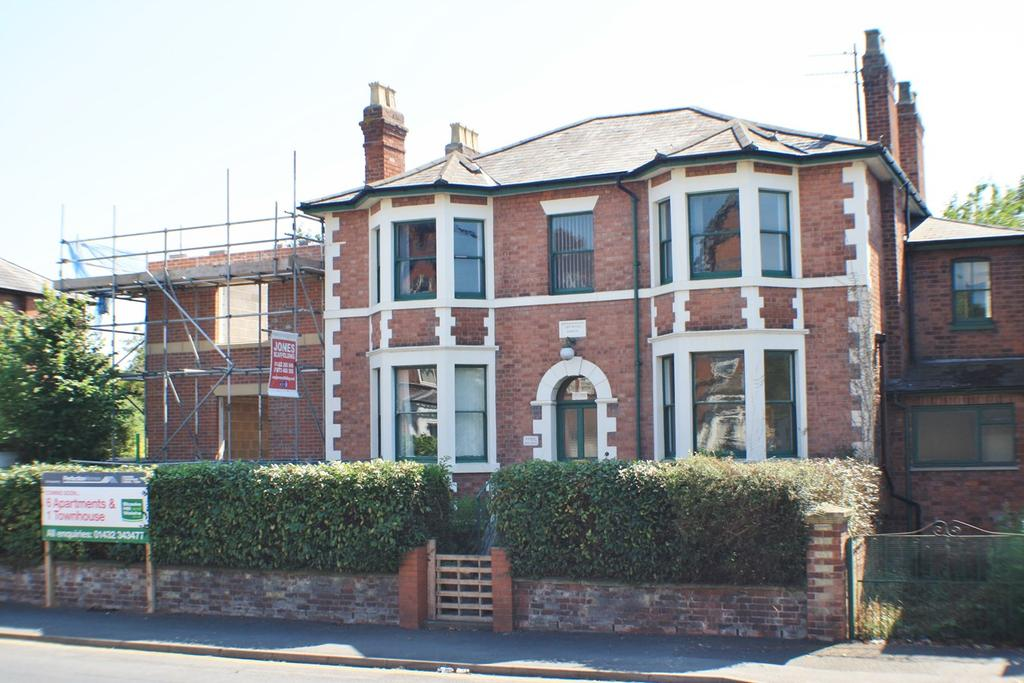 1 Bedroom Ground Flat for sale in 221 Whitecross Road, HEREFORD, HR4