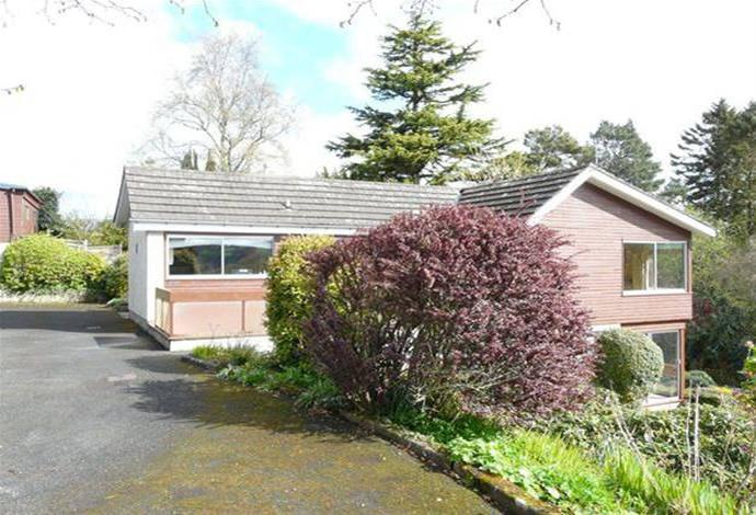 4 Bedrooms Detached House for sale in Gallows Neuk Galahill, Jedburgh, TD8 6QE