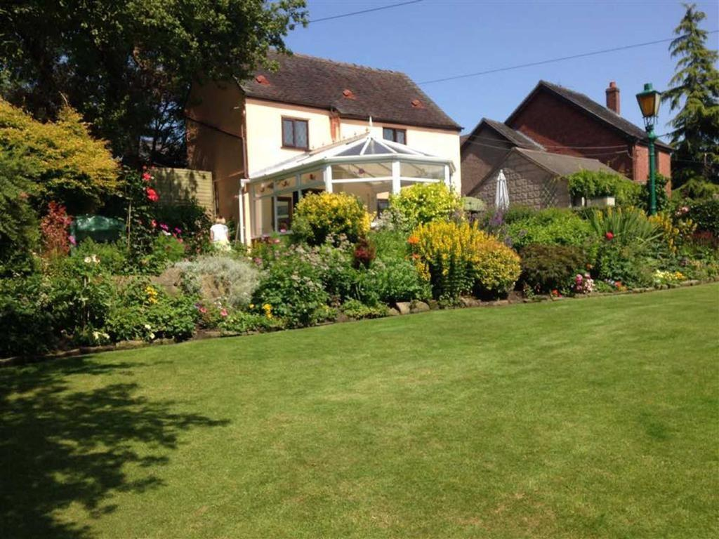 3 Bedrooms Cottage House for sale in Albion House, The Bunting, Kingsley
