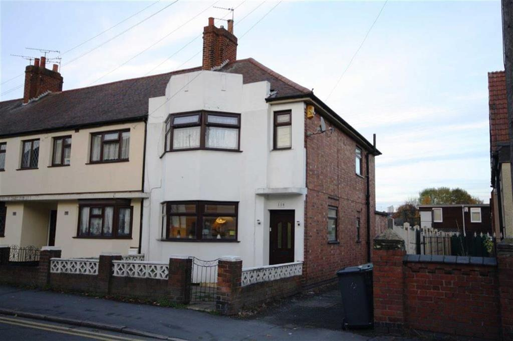 3 Bedrooms End Of Terrace House for sale in Edward Street, Nuneaton