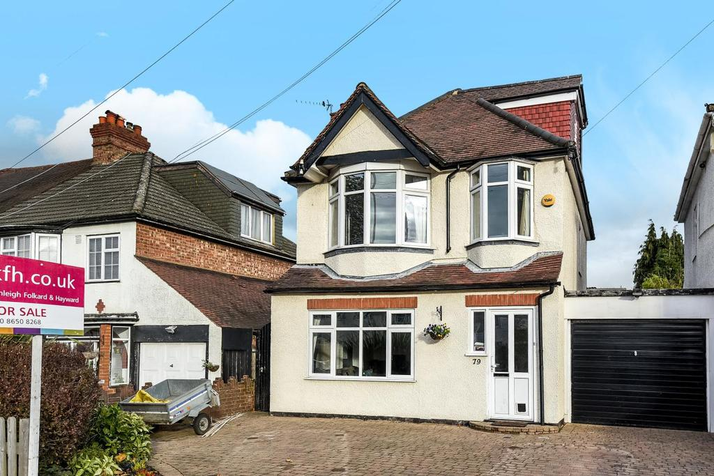 4 Bedrooms Detached House for sale in Upper Elmers End Road, Beckenham, BR3