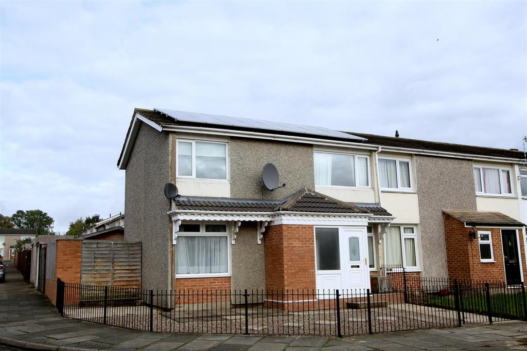 3 Bedrooms House for sale in Headingley Crescent, Darlington