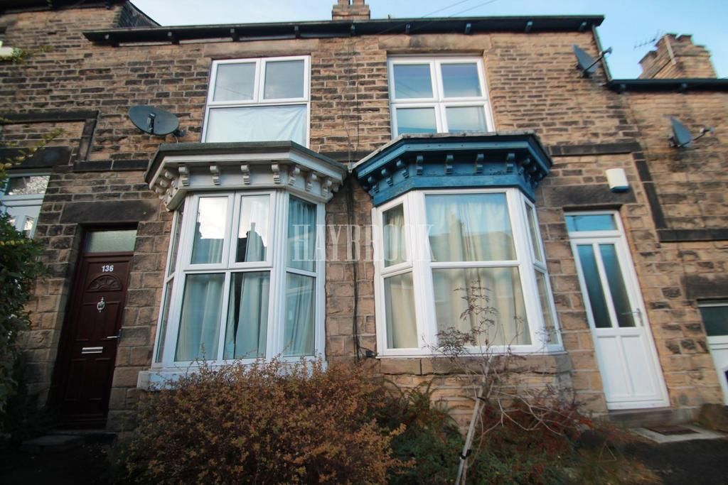 3 Bedrooms Terraced House for sale in Lydgate Lane, Crookes
