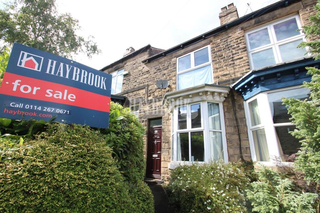 3 Bedrooms Terraced House for sale in Lydgate Lane, Crookes,S10
