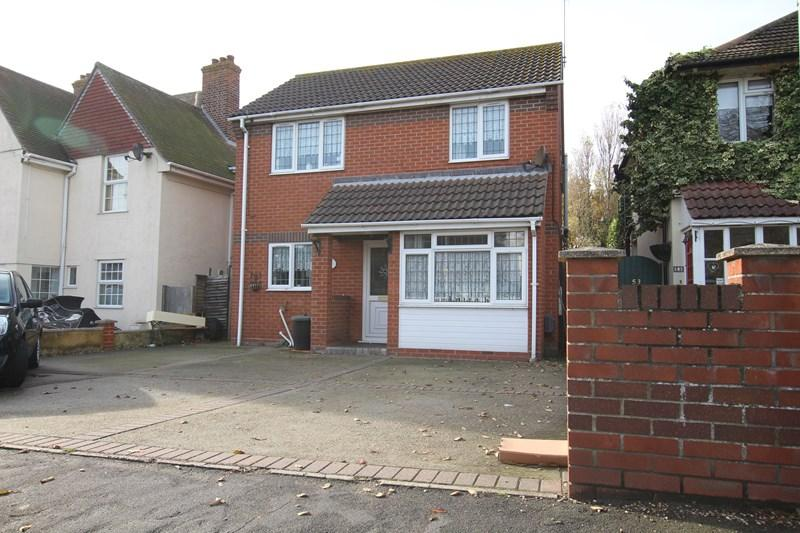 4 Bedrooms Detached House for sale in Hall Lane, Walton On The Naze