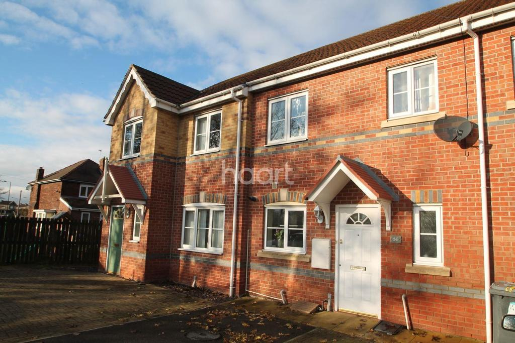 3 Bedrooms Terraced House for sale in Mulberry Court, Warmsworth