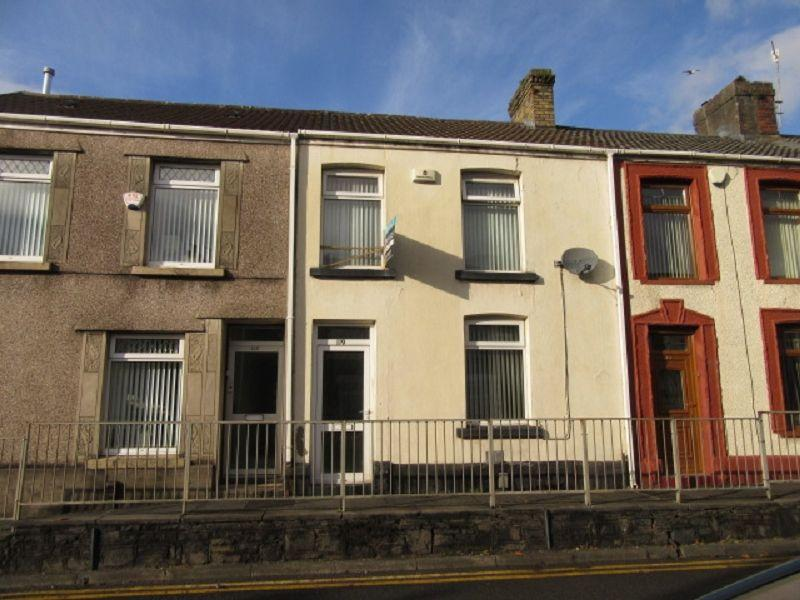 3 Bedrooms Terraced House for sale in Clydach Road, Morriston, Swansea.